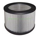HMF 28844 FTDP'S HEPA filter is a pleated paper vacuum cleaner IPC SOTECO PANDA , Made in Italy, original