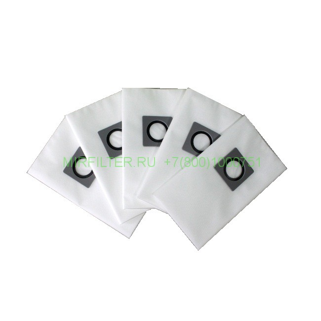 ROCK professional FP12 synthetic bags for vacuum cleaner FESTOOL SRM 45 - 5 pieces
